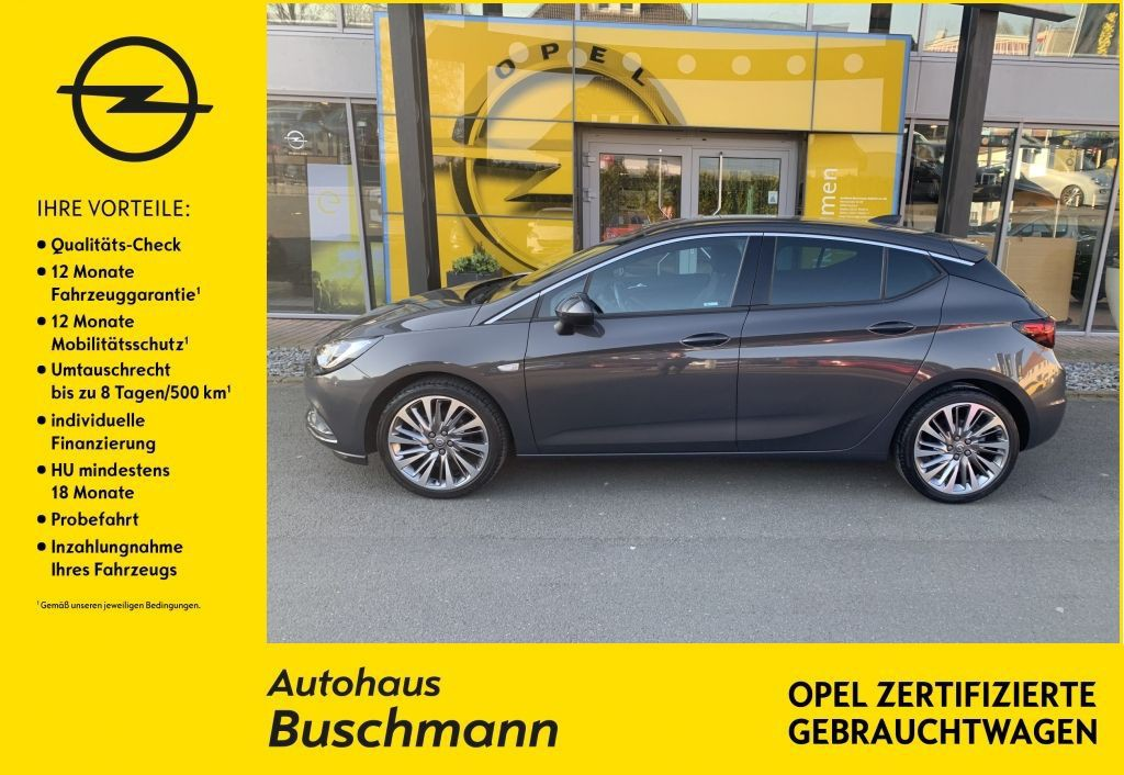 Opel Astra 1.4 Turbo Dynamic