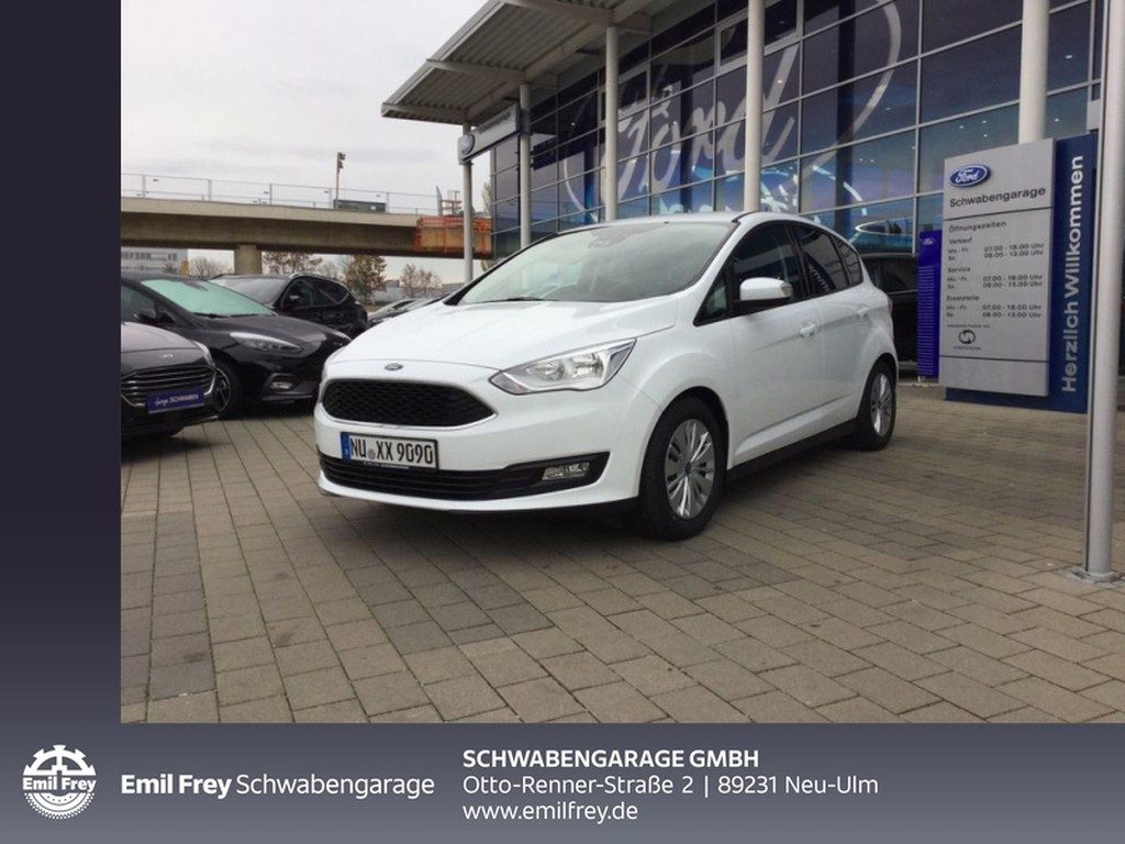 Ford C-Max 1.0 EcoBoost System COOL&CONNECT