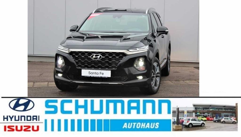 Hyundai Santa Fe 2.2 CRDi Automatik SEVEN Premium