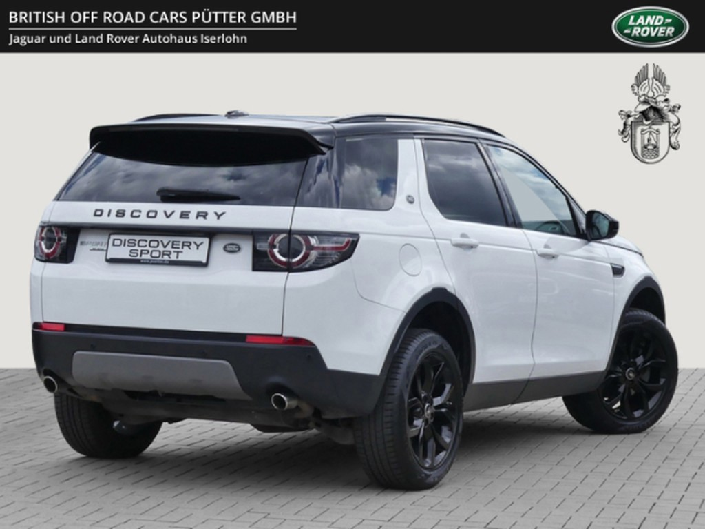 Land Rover Discovery Sport 2.2 SE SD4 Black