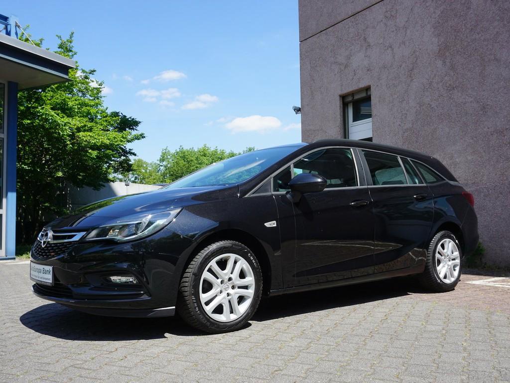 Opel Astra 1.6 K ST FrCam Lenk