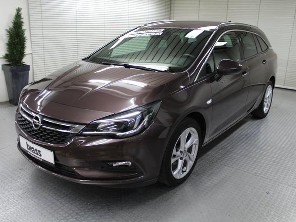 Opel Astra 1.4 Turbo Sports Tourer Dynamic