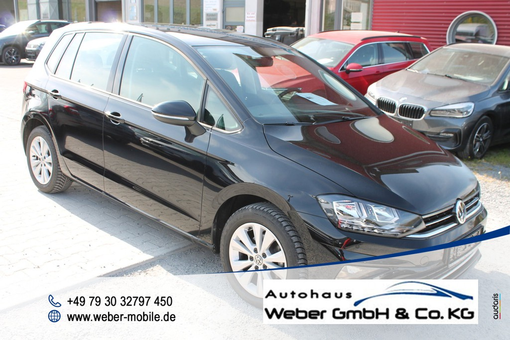 Volkswagen Golf Sportsvan 1.0 TSI Comfortline WLTP Anschlussgarantie
