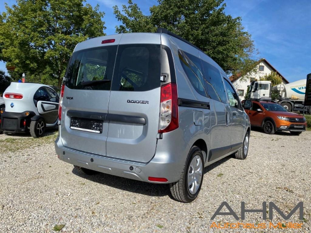 Dacia Dokker 1.3 Comfort TCe 130