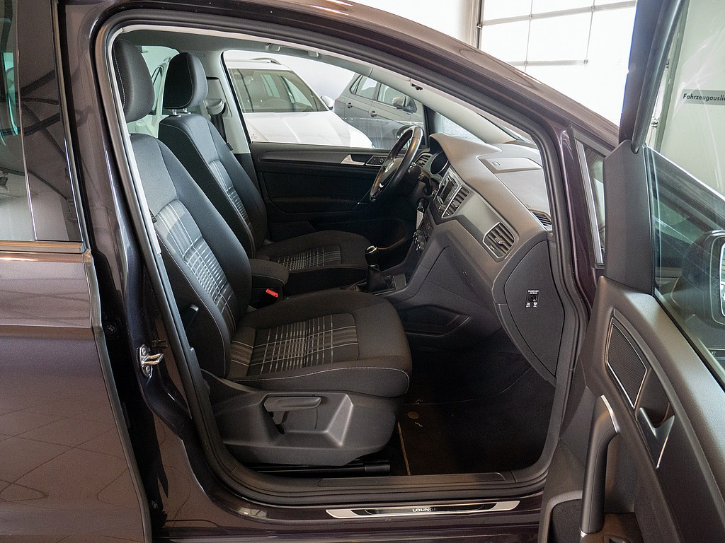 Volkswagen Golf Sportsvan LOUNGE