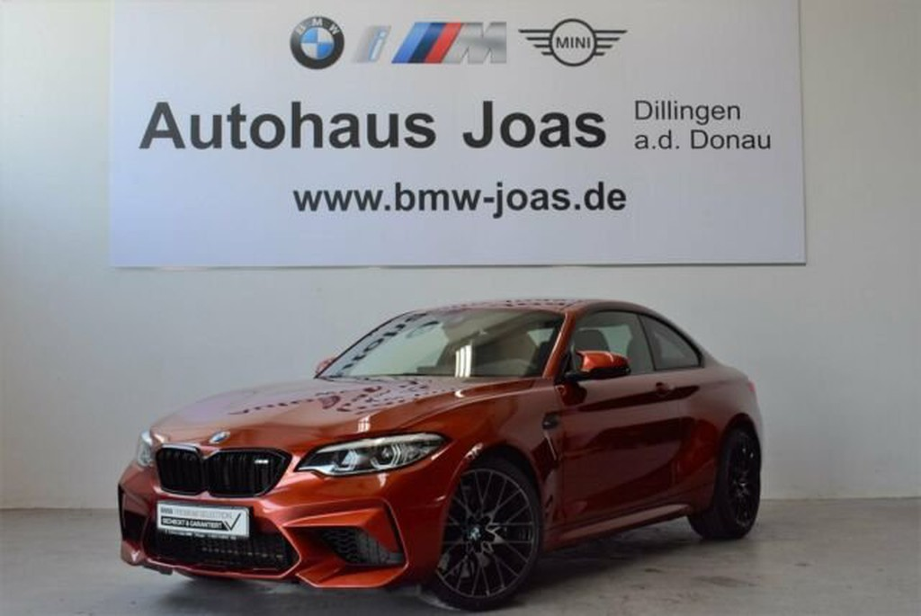 BMW M2 Competition Coupé (HiFi )