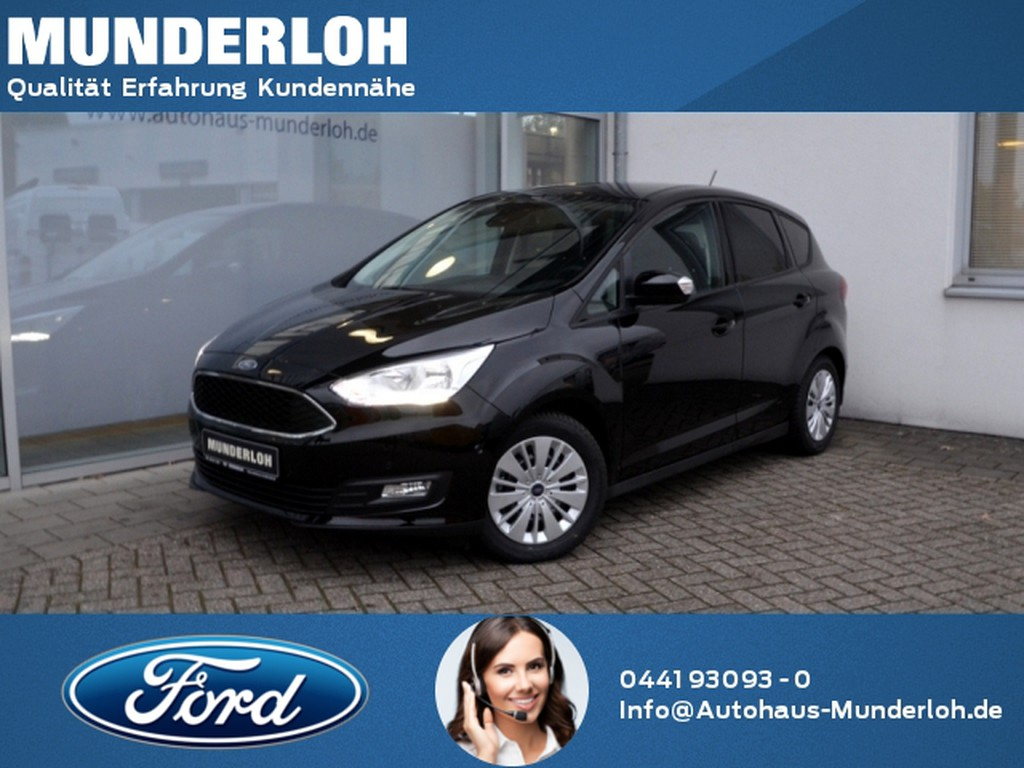 Ford C-Max 1.0 EcoBoost Cool&Connect Winter-Pak