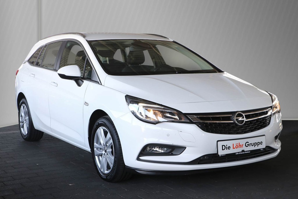 Opel Astra 1.4 Turbo Sports Tourer Business