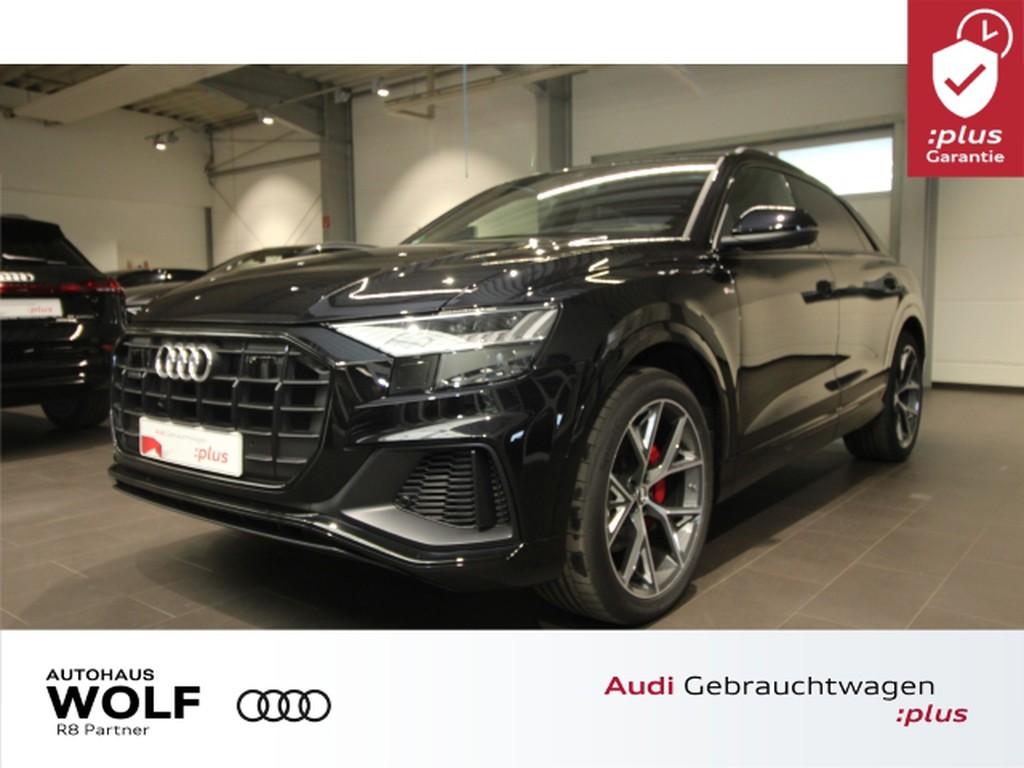 Audi Q8 50 TDI quattro S-line