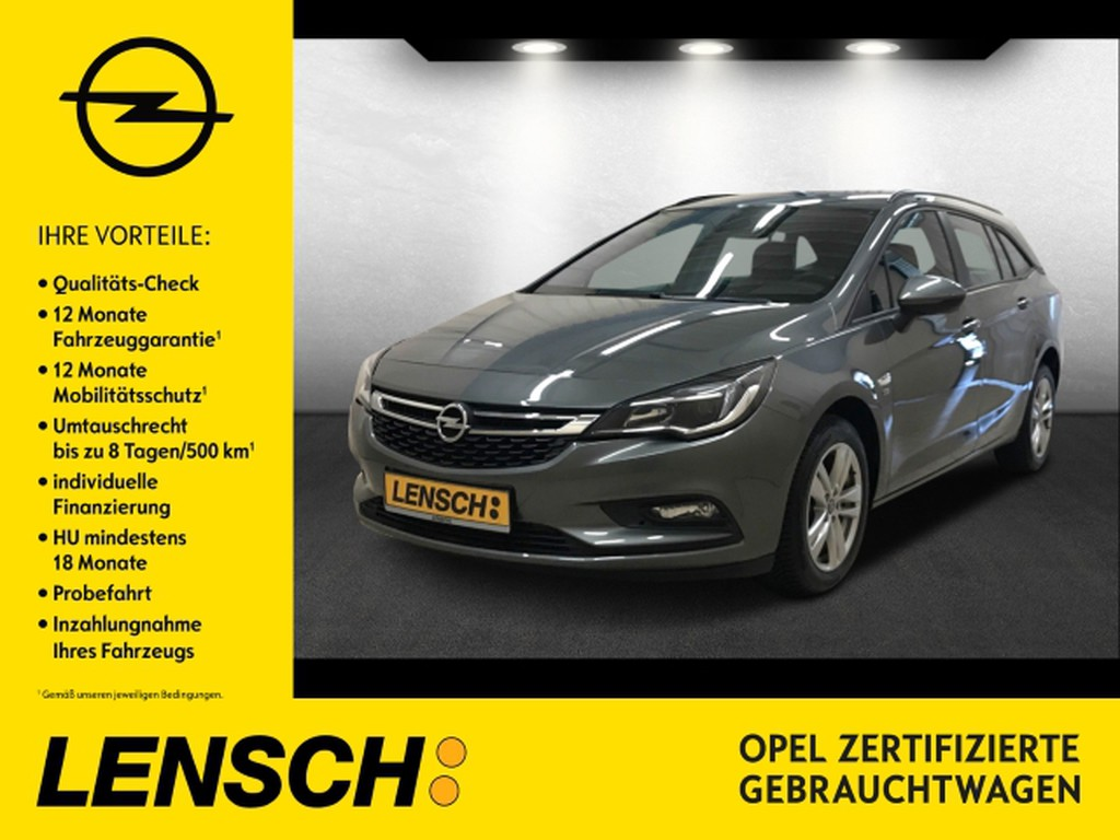 Opel Astra 1.4 T ST 120 Jahre ALLWETTER