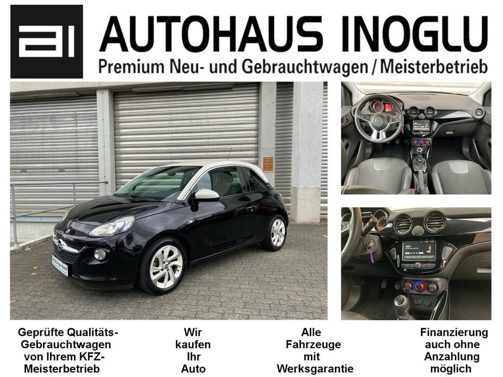 Opel Adam 1.2 Jam Funky IntellLink TLeder Klimaut