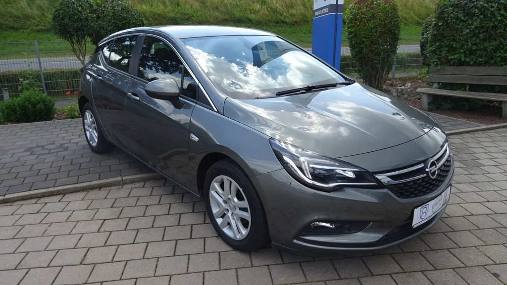 Opel Astra 1.4 K Lim Edition Turbo ||||