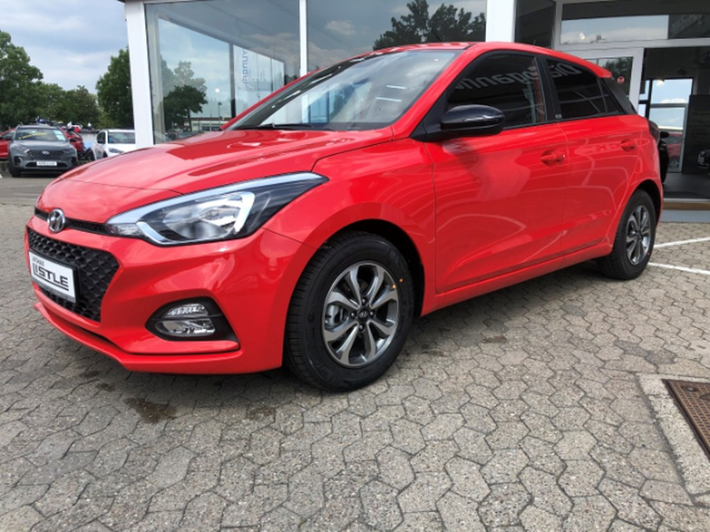 Hyundai i20 1.2 YES Multif Lenkrad