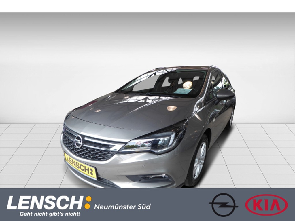 Opel Astra 1.6 K ST D Active