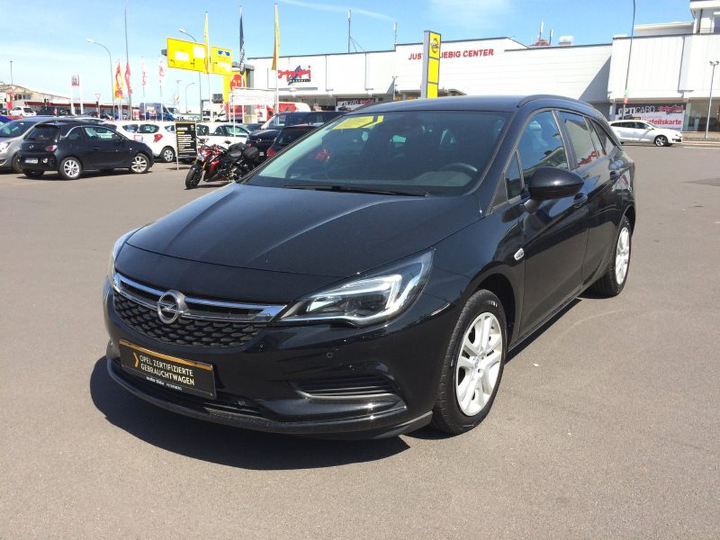 Opel Astra K Sports Tourer Edition