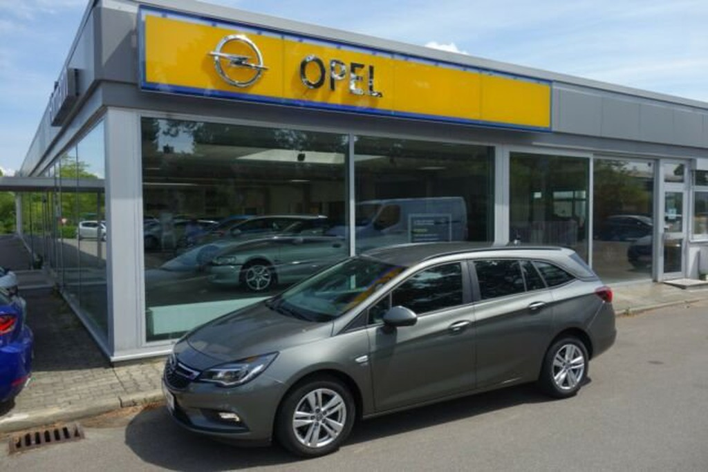 Opel Astra K ST 120