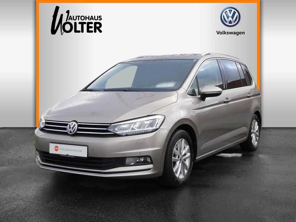 Used Volkswagen Touran 1.4