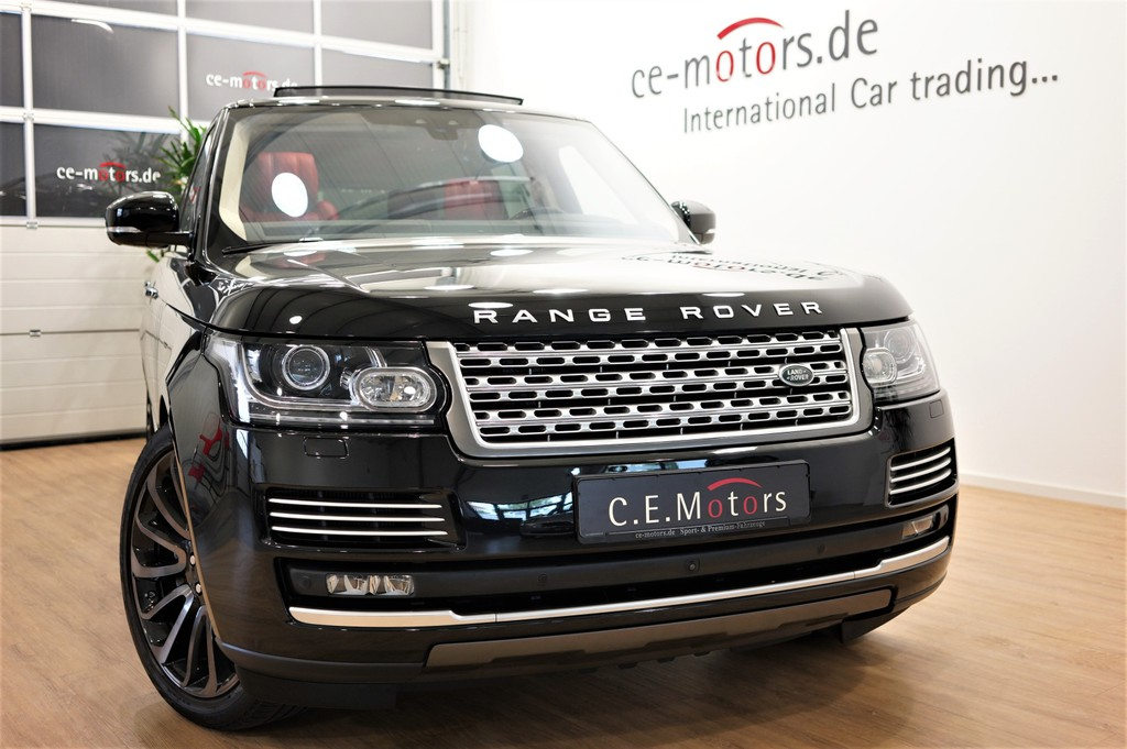 Used Land Rover Range Rover 5.0