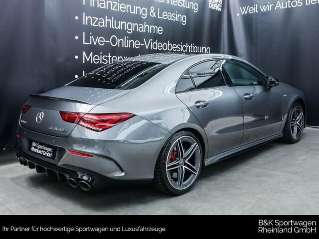 Mercedes-Benz CLA 45 AMG 0.1 595 mtl