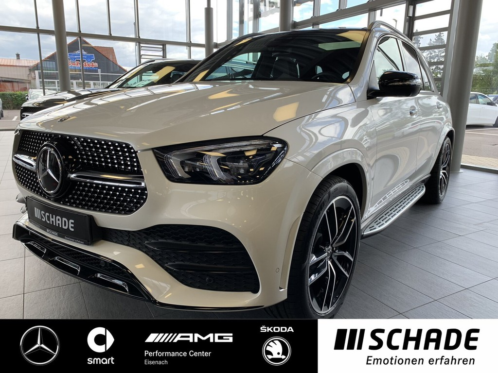 Mercedes-Benz GLE 400 d AMG Line Exterieur Styling