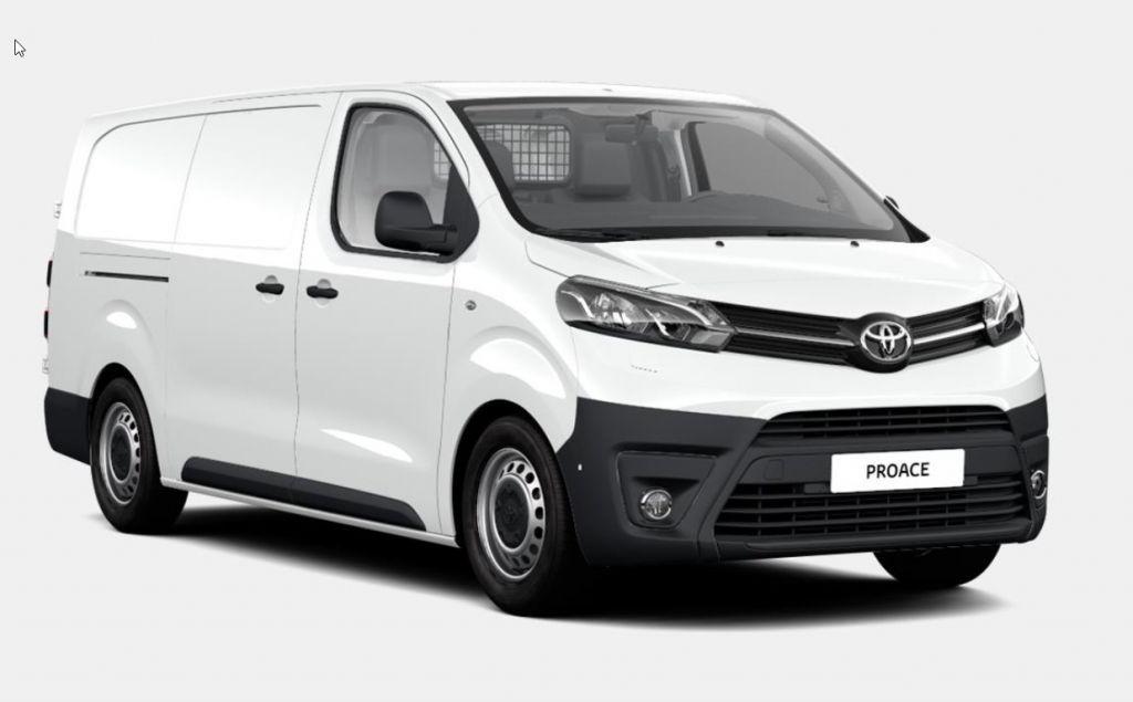 Toyota Proace 2.0 -l-D-4D L2 4T Meister 2019