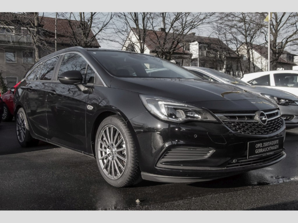 Opel Astra 4.0 K ST Edition Allwetter