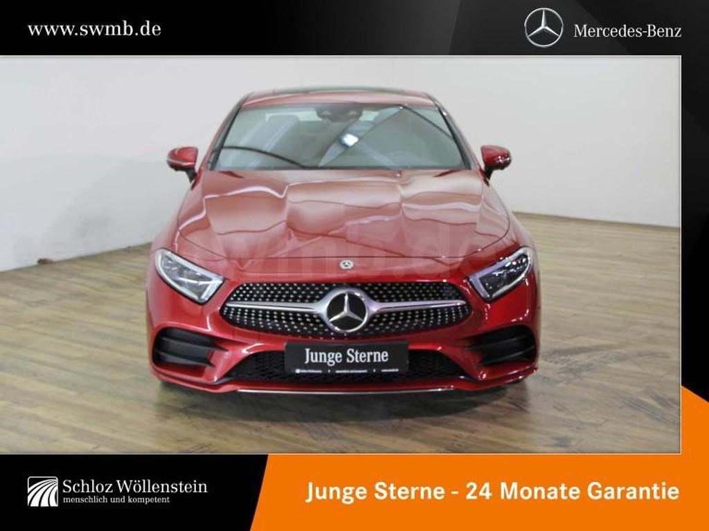 Mercedes-Benz CLS 300 d AMG 19Z