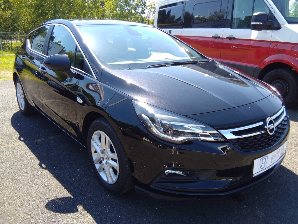 Opel Astra 1.4 K Lim Business Turbo ||||