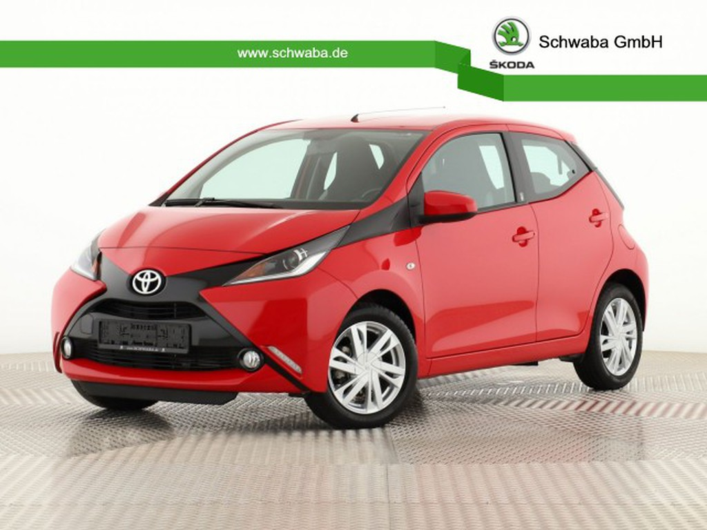 Toyota Aygo 1.0 x-play Team D