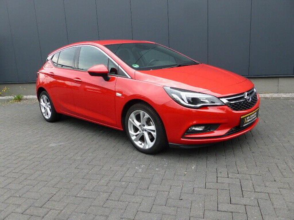 Opel Astra K Lim Dynamic Spurassistent