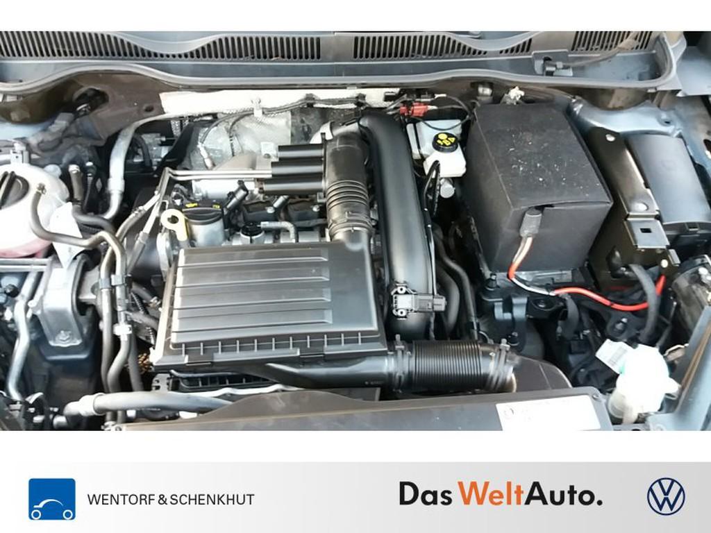 Volkswagen Golf Sportsvan 1.4 TSI Comfortline C Media