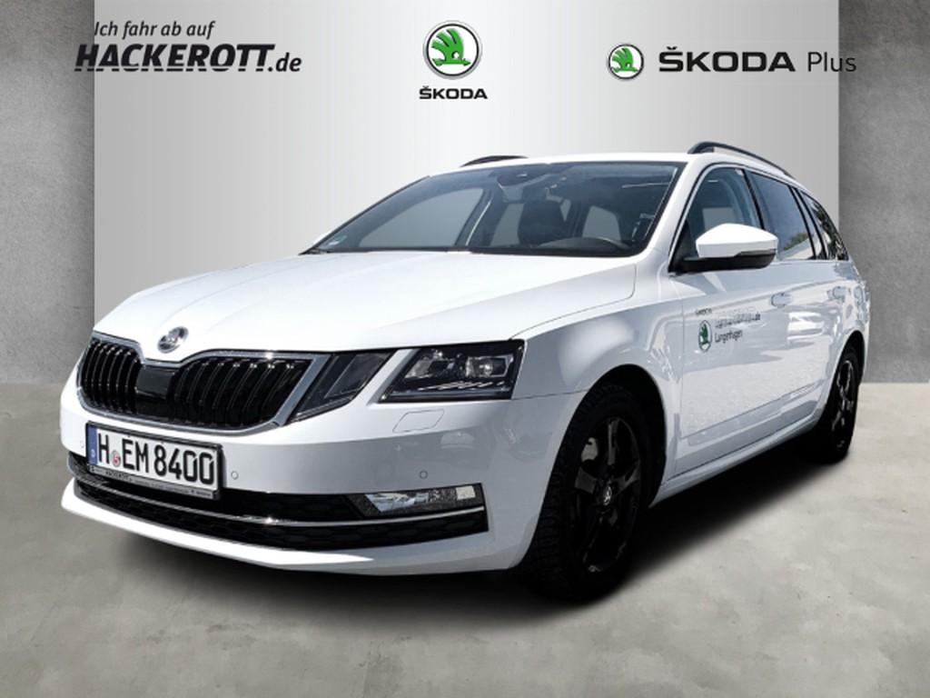 Used Škoda Octavia