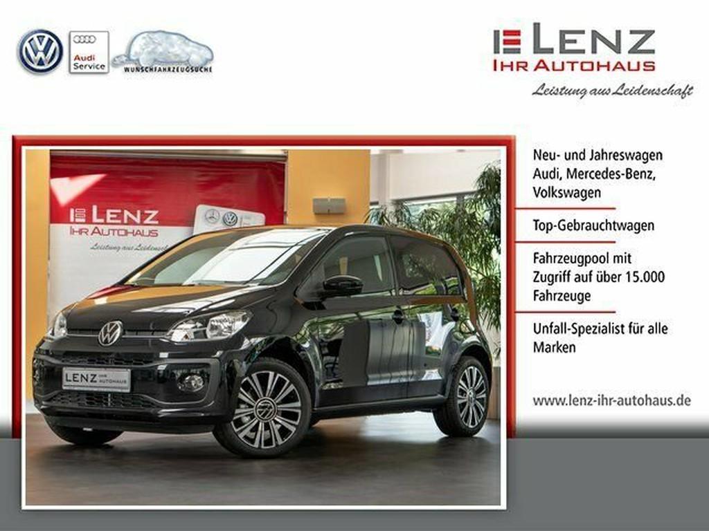 Volkswagen up move up United Plus Paket