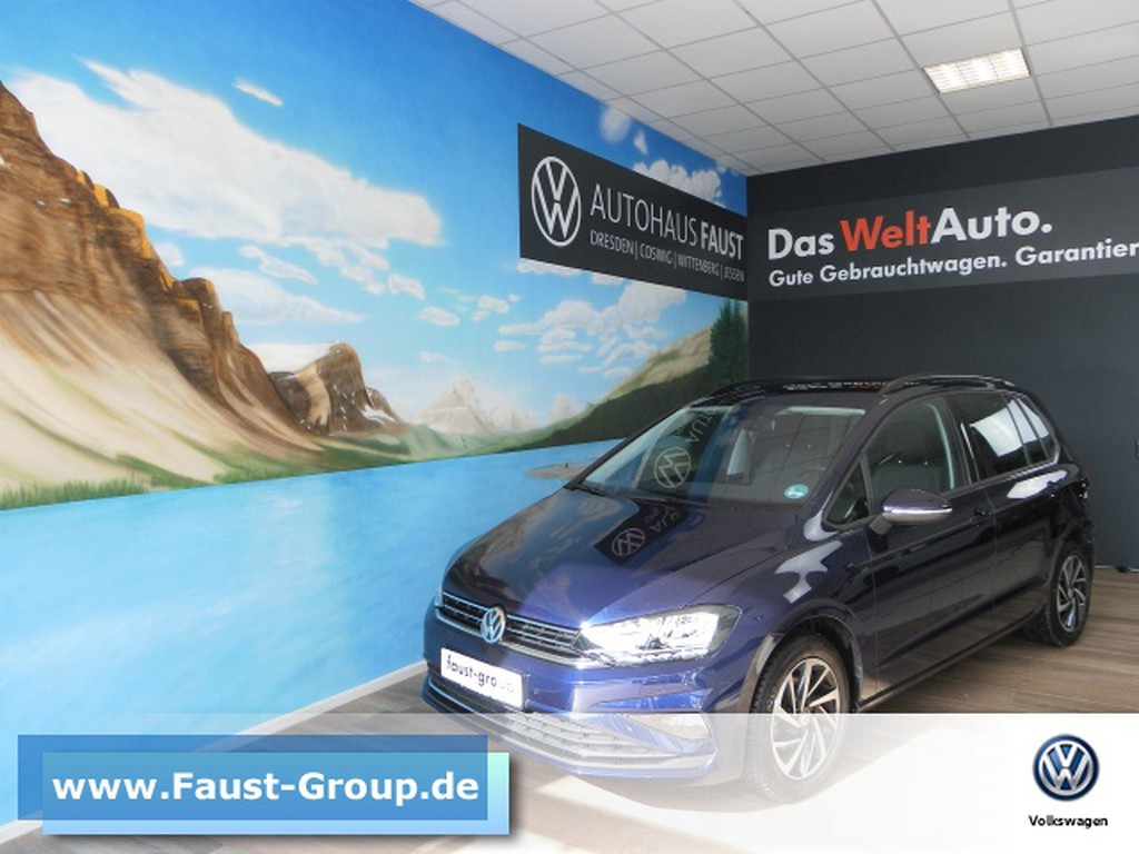 Volkswagen Golf Sportsvan JOIN UPE 31000 EUR Gar-03 24