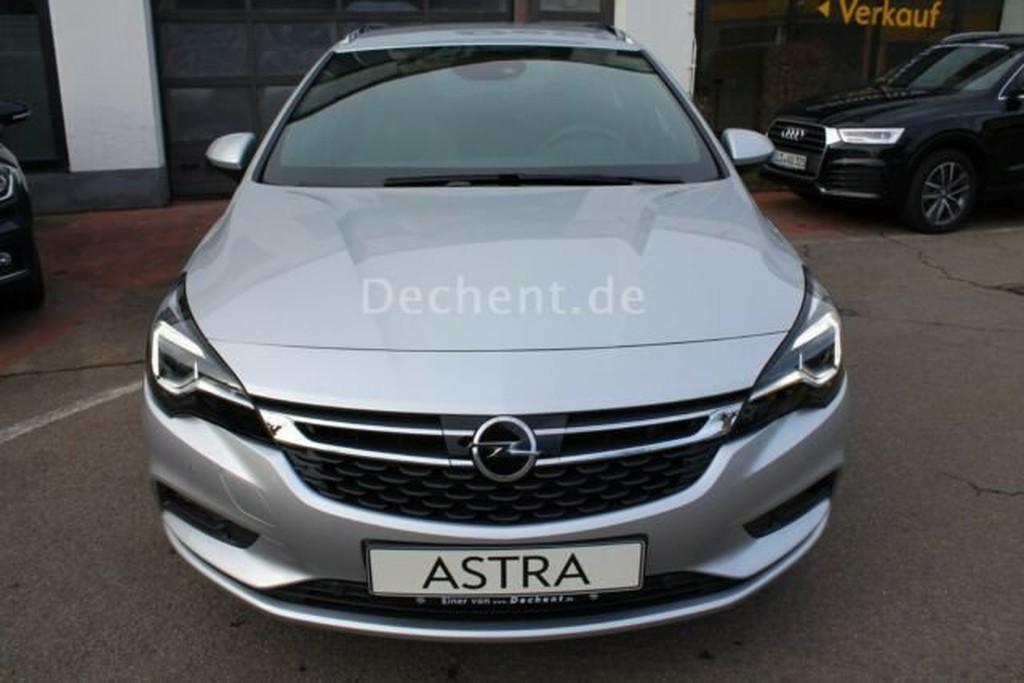 Opel Astra 1.6 ST Bi-Turbo
