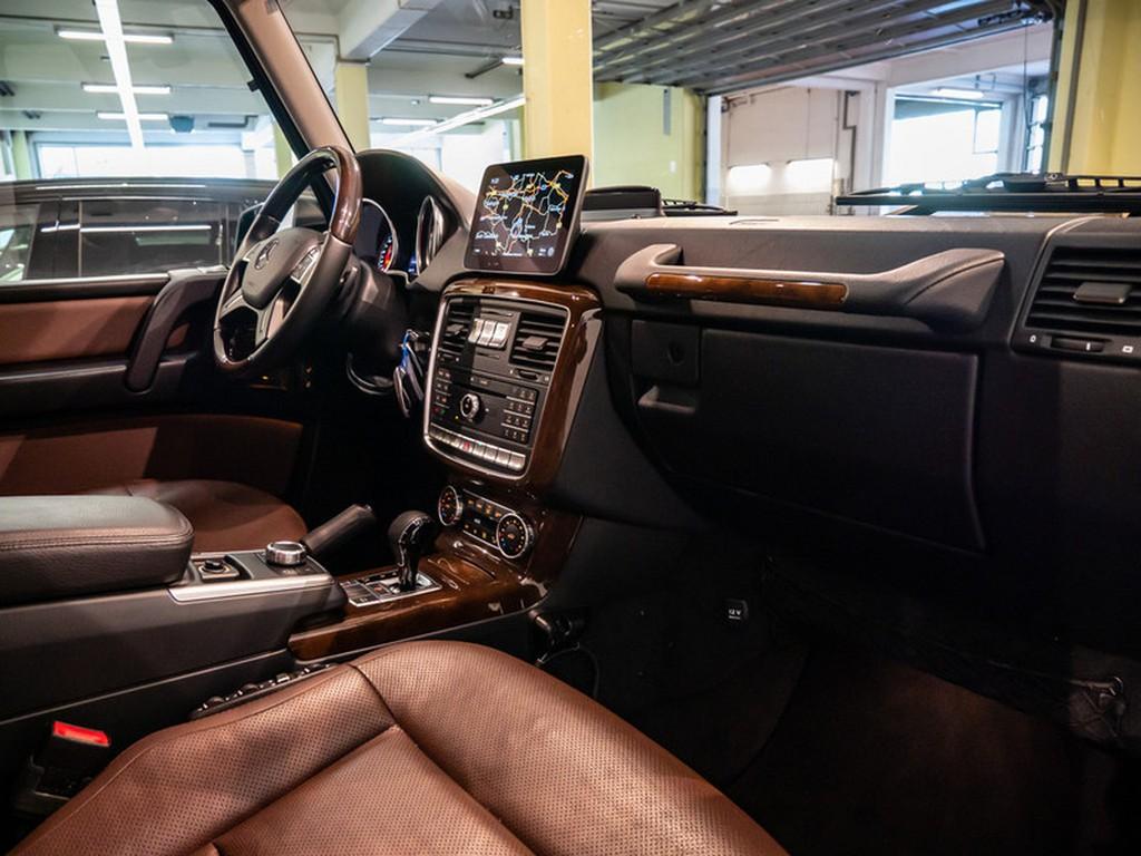 Mercedes-Benz G 500 undefined