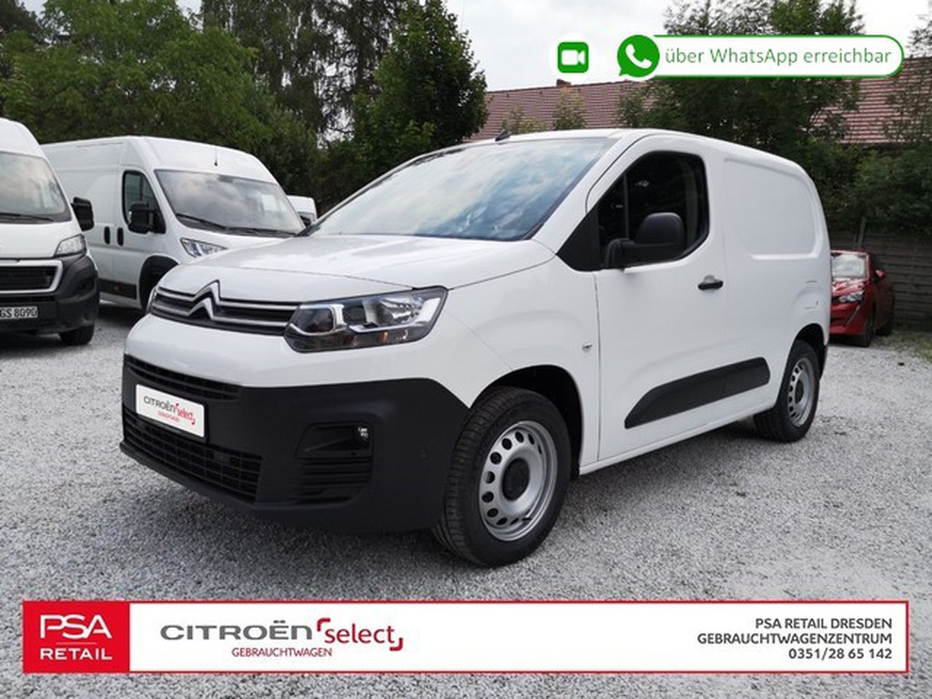 Citroën Berlingo 1.5 130 M Autm Club