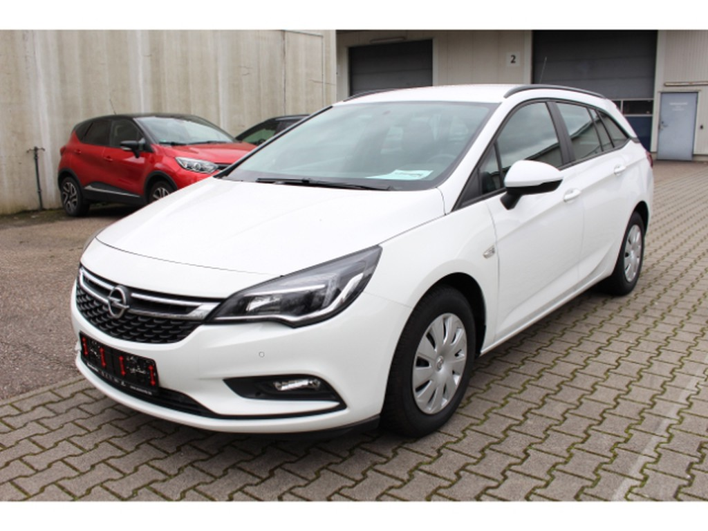 Opel Astra 1.6 K Sports Tourer Business Multif Lenkrad