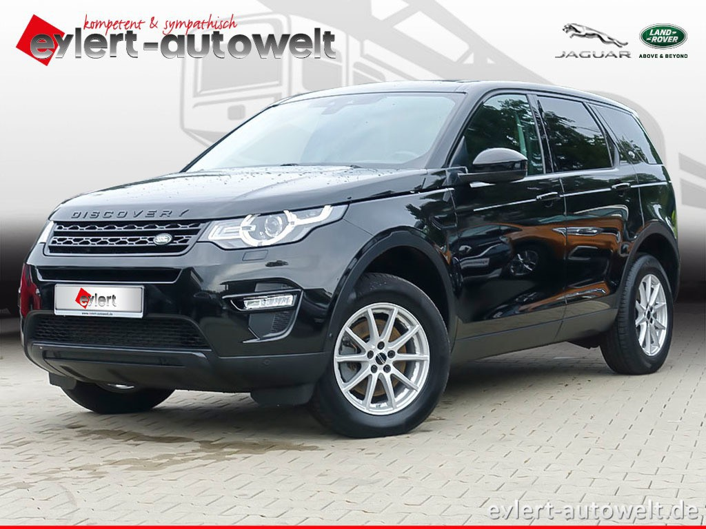 Land Rover Discovery Sport HSE Luxury ° Fondentertain