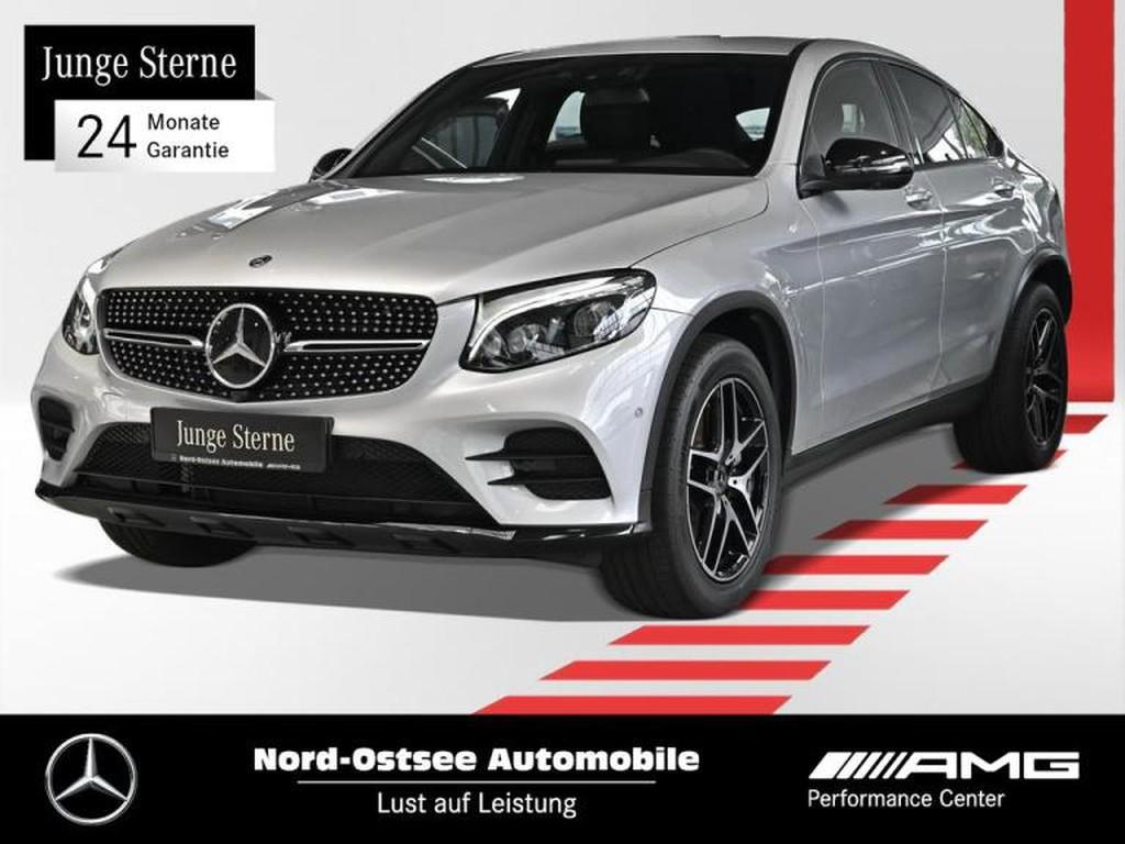 Mercedes-Benz GLC 250 d Coupé AMG Night AIRBODY