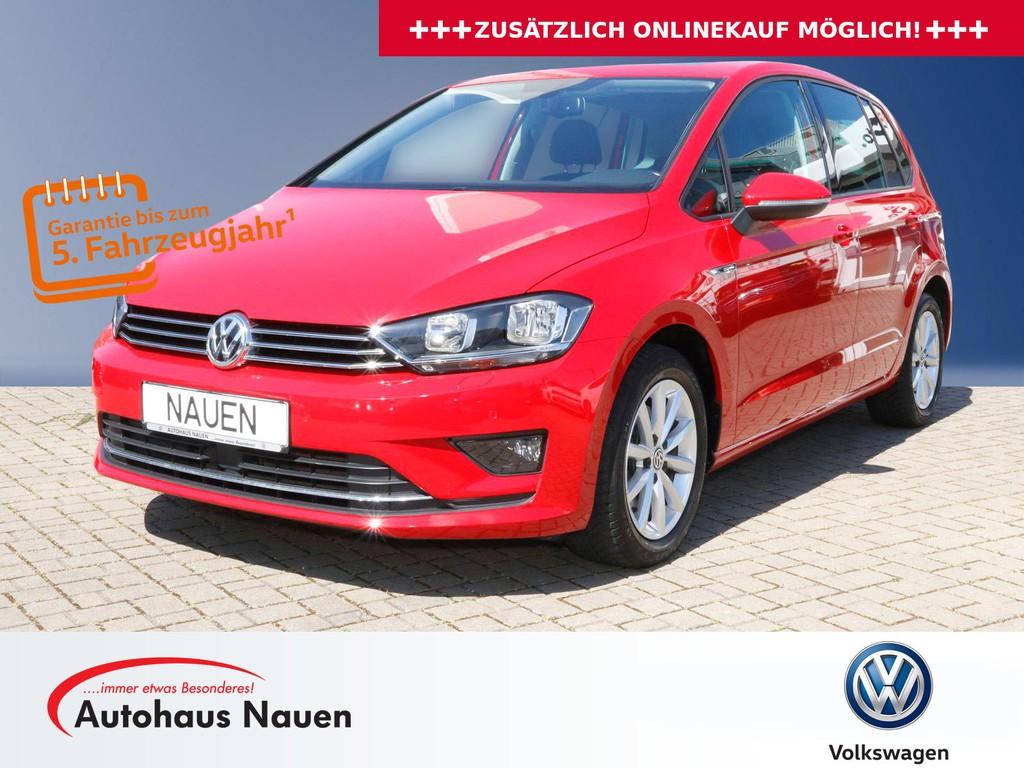 Volkswagen Golf Sportsvan 1.4 TSI Lounge