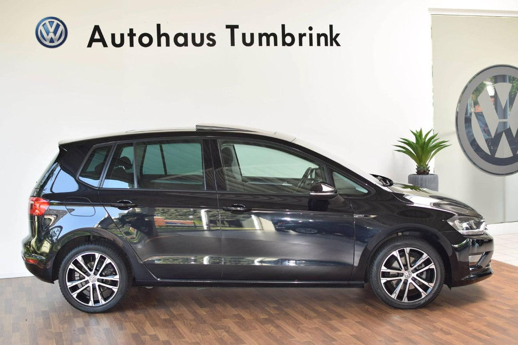 Volkswagen Golf Sportsvan LOUNGE TDI