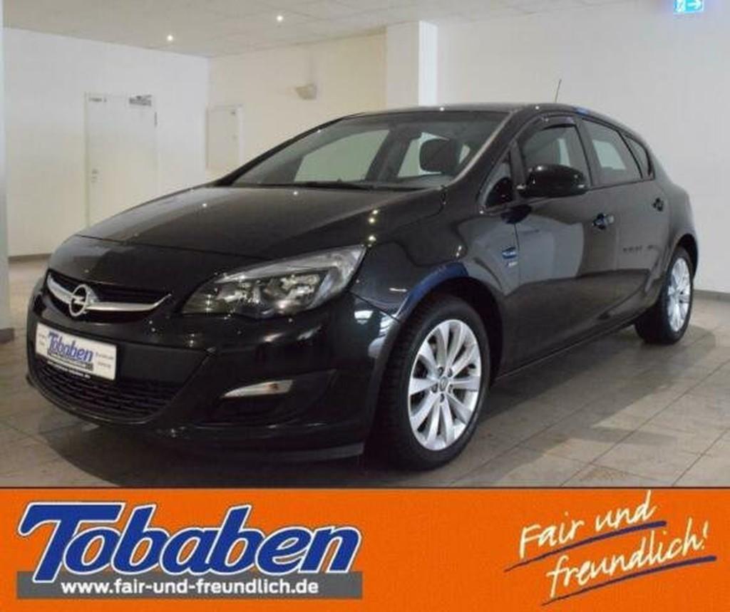 "Opel Astra 1.4 Active elektr 17"""