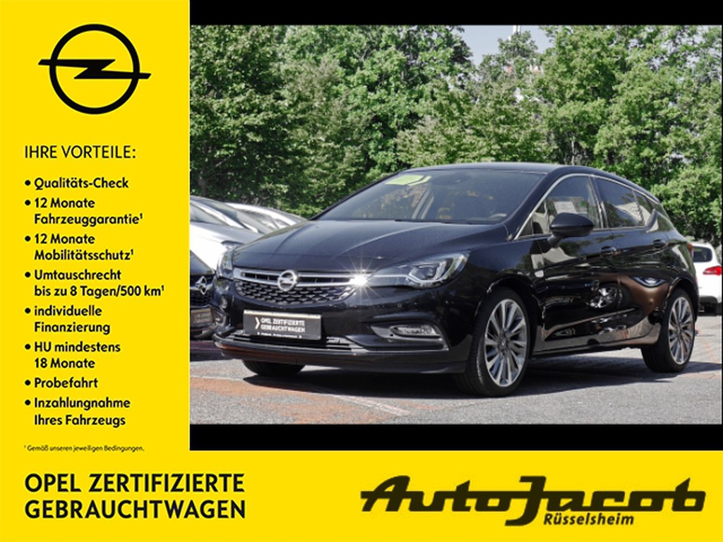 Opel Astra 1.6 K Ultimate