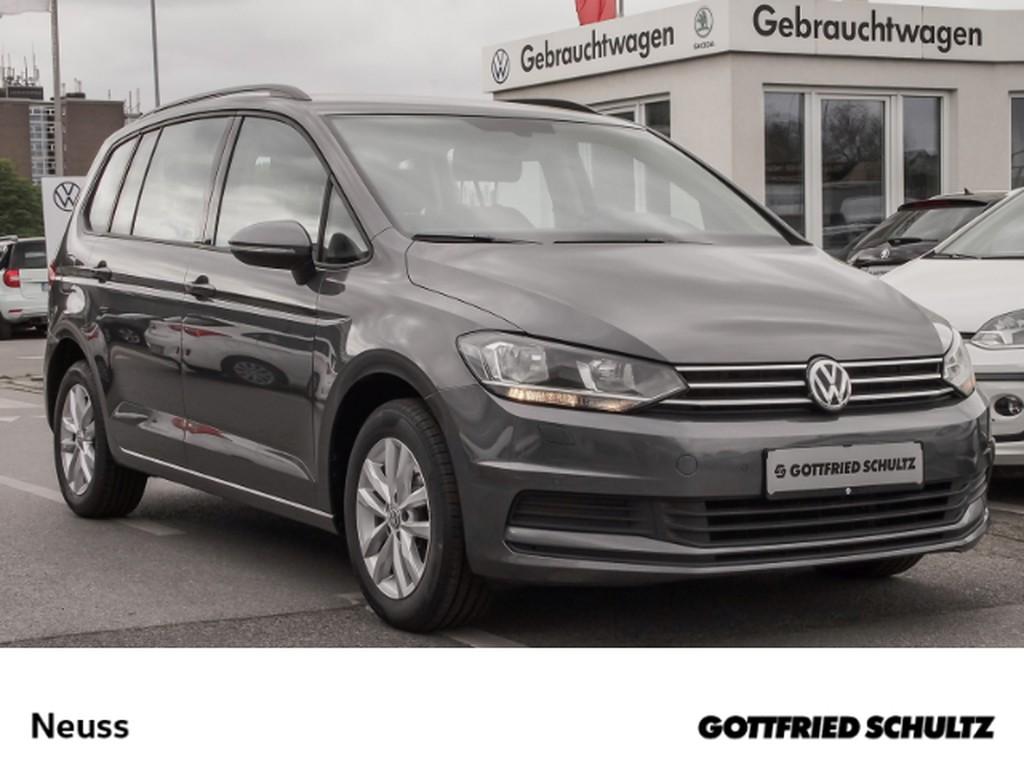 Volkswagen Touran 1.6 TDI ERGO-SITZ 3KLIMA Comfortline