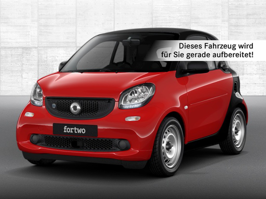 smart ForTwo coupé 60kWed