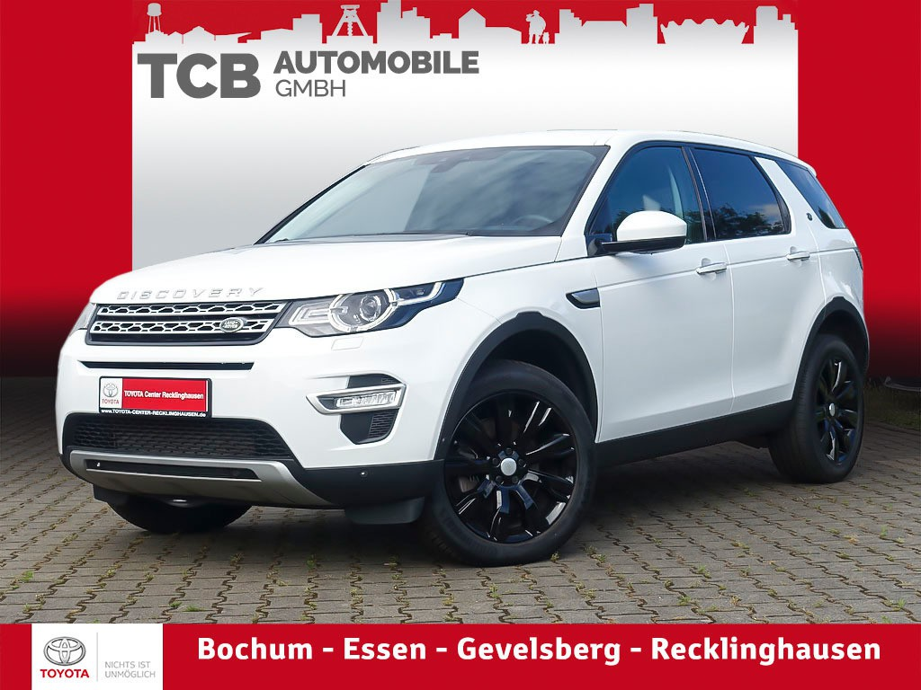 Land Rover Discovery Sport HSE LUX SD4