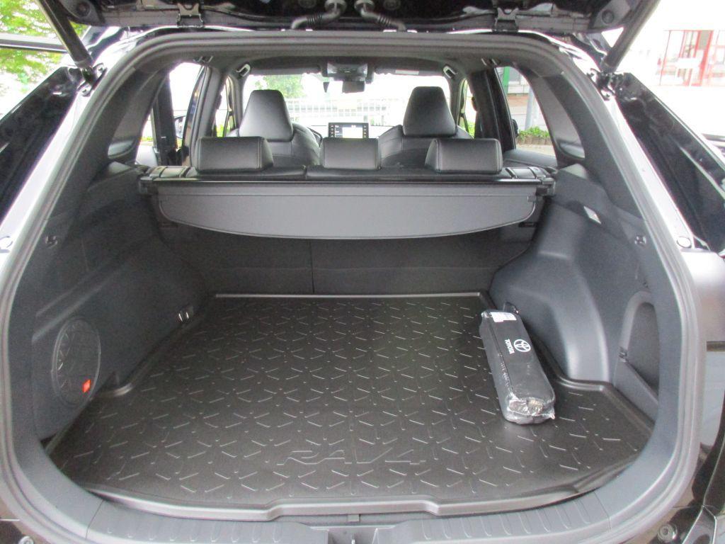 Toyota RAV 4 2.5 Hybrid Black Edition