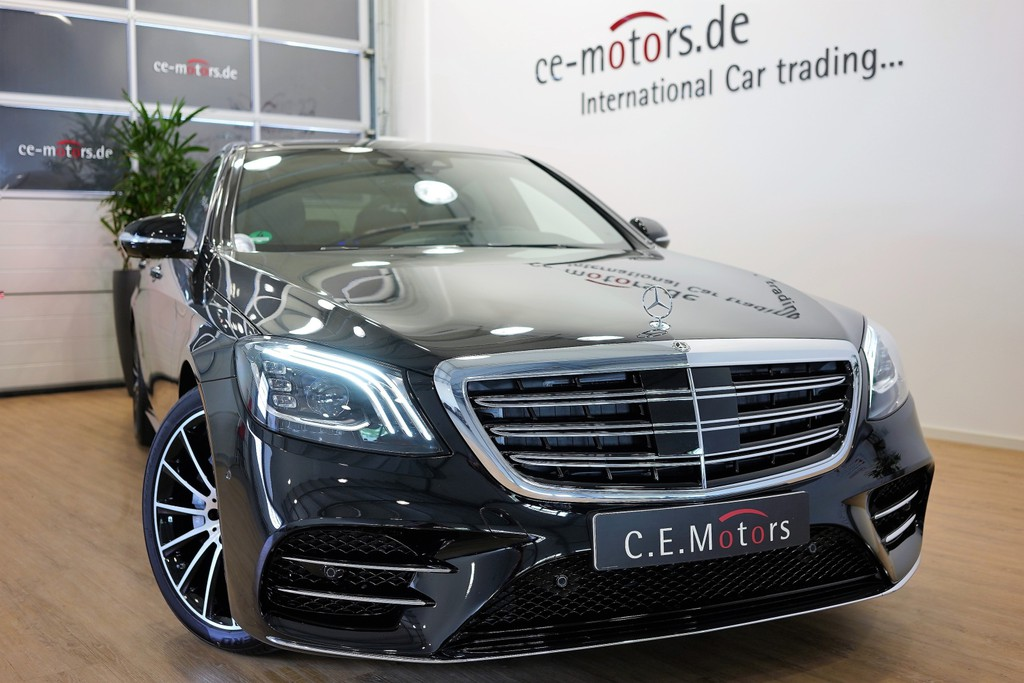 Used Mercedes Benz S-Class 350 L