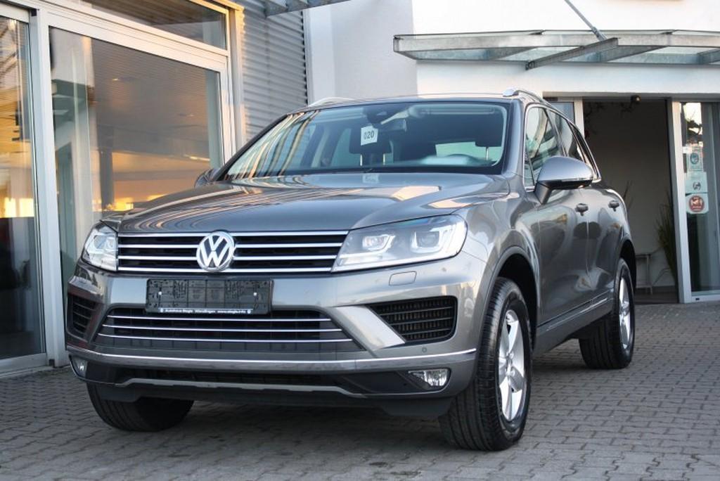 Volkswagen Touareg 3.0 TDI 4xSitzheizung